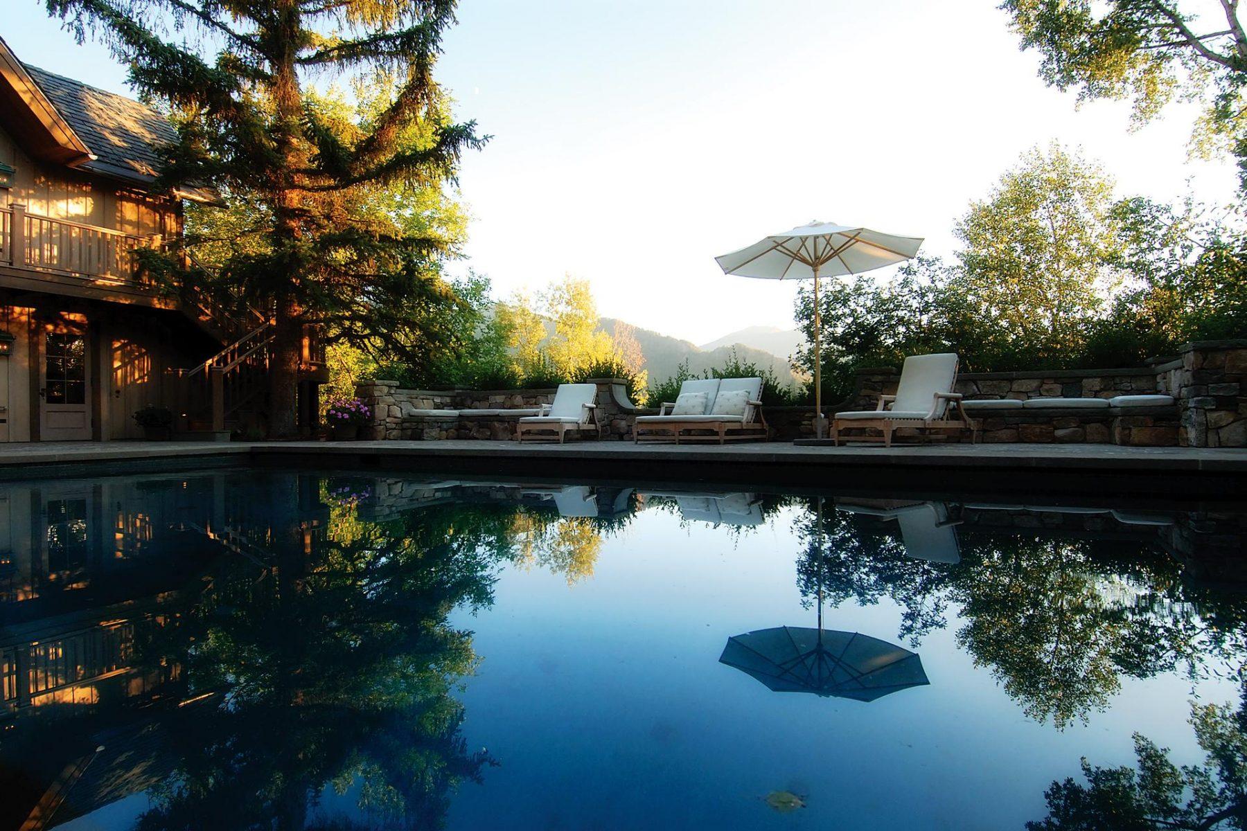 Aspen Residence Landscape Architecture