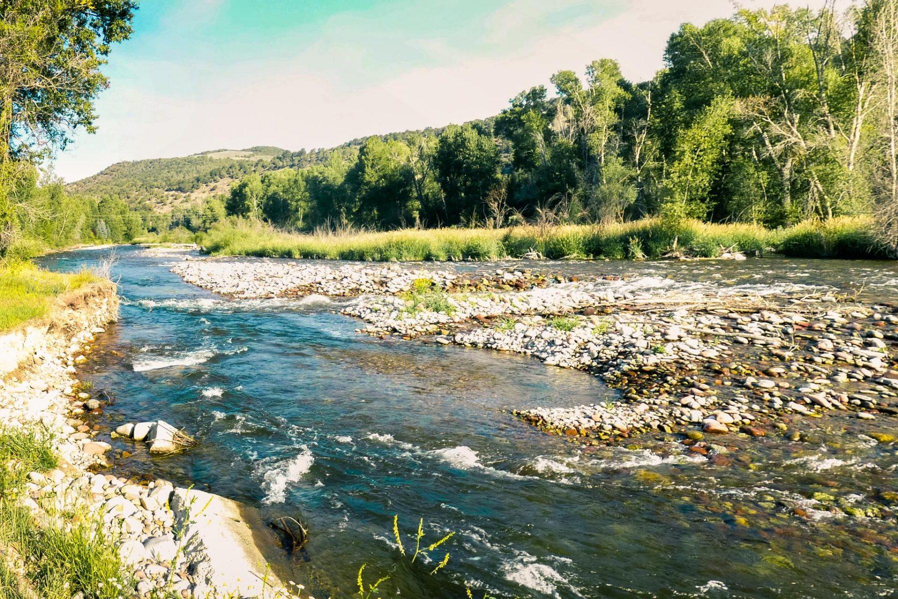 Basalt River Restoration Ecological Preservation Planning