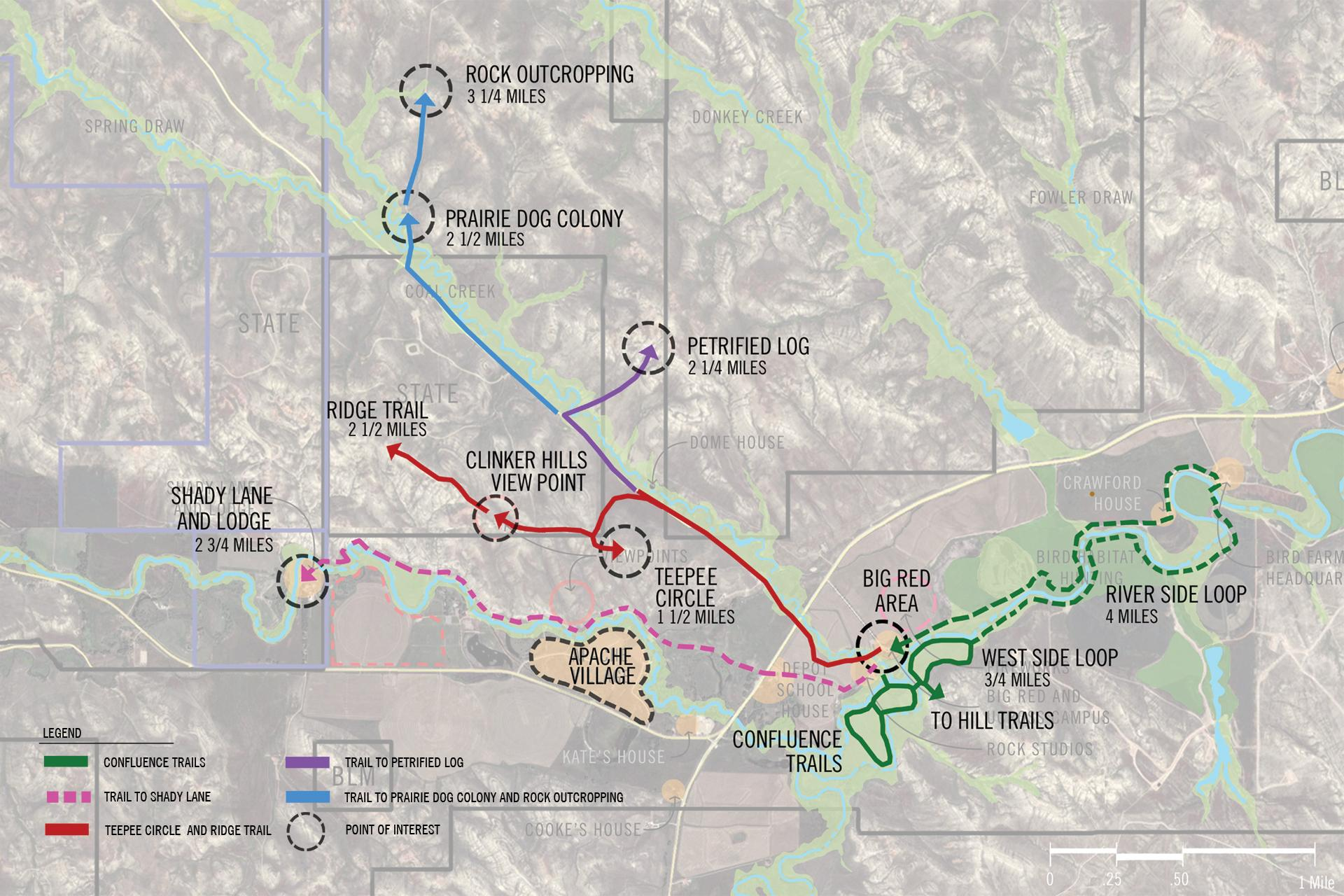 Ucross Ranch Wyoming Ecological Preservation Master Planning