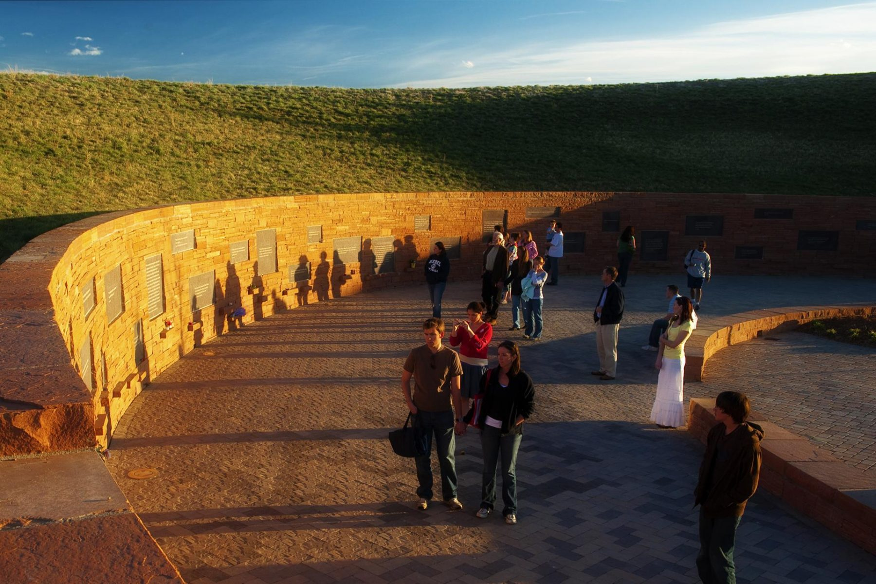 Columbine Memorial Landscape Architecture